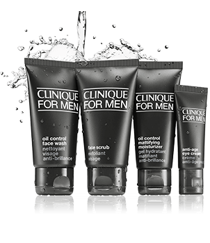 Clinique for Men Essentials Oil Control Kit
