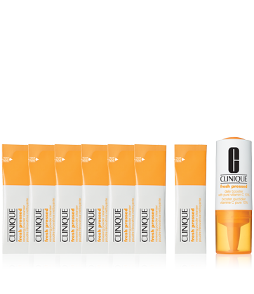 Fresh Pressed 7-Day System with Pure Vitamin C<br><font color=#fe6cb5>statt 29€</font>